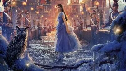 """""""O Quebra-Nozes e Os Quatro Reinos"""" não surpreende mas vai encantar a todos"""