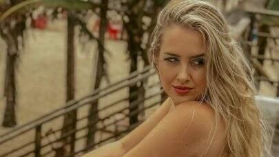 Ex-BBB Patrícia Leitte exibe resultado de massagem modeladora e impressiona seguidores