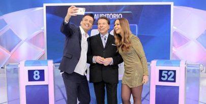 Silvio Santos dará programa de entrevistas para Leo Dias no SBT, diz colunista