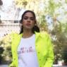 """Bruna Marquezine posa com lingerie transparente e encanta fãs: """"Perfeita demais"""""""