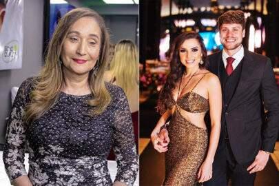 """Após vazar áudio de Sonia Abrão chamando seu casamento de """"porcaria"""", ex-BBB Breno reage"""