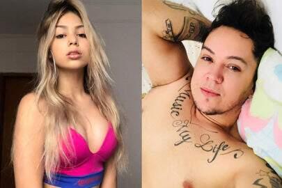 Belinho, pai de Melody, se pronuncia sobre rumores de que seria trans