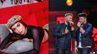 Anitta e Zé Neto & Cristiano estão entre as músicas mais pesquisadas do Google no Brasil em 2018