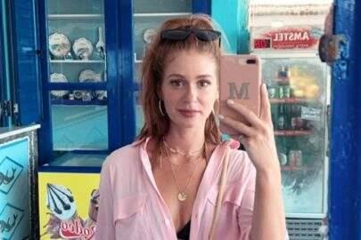 """Fã chama Marina Ruy Barbosa de """"princesinha intocável"""" e atriz rebate com vídeo rebolando"""