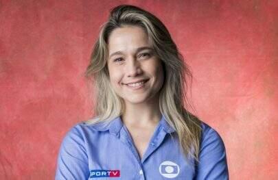 Fernanda Gentil confirma transição para o entretenimento da TV Globo