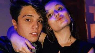 """Larissa Manoela completa um ano de namoro com Leo Cidade: """"Só nós dois é o suficiente"""""""