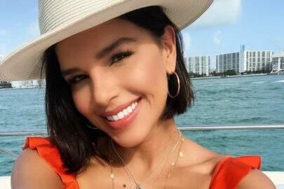 """Mariana Rios posa sensual e fãs se confundem: """"Jurava que era a Bruna Marquezine"""""""