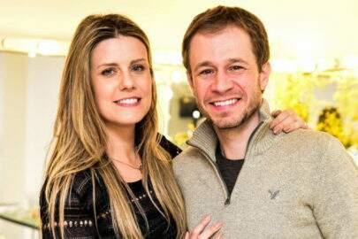 """Esposa de Tiago Leifert se inscreveu para entrar no BBB: """"Ela entraria solteira"""""""