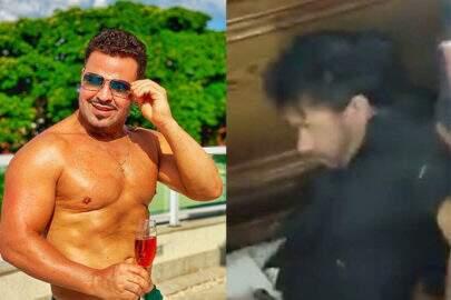 """Em show nos EUA, Eduardo Costa pede para seguranças """"darem tapas"""" em fã bêbado"""