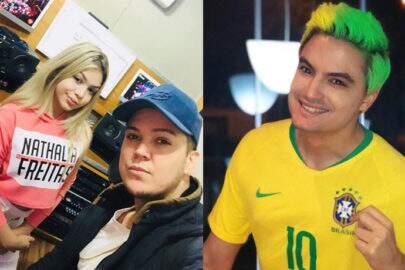 """Pai de Melody rebate Felipe Neto ao ser acusado de """"sexualizar"""" a filha: """"Não temos intenção"""""""