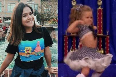 Maisa Silva faz revelação sobre o GIF da criança dançando