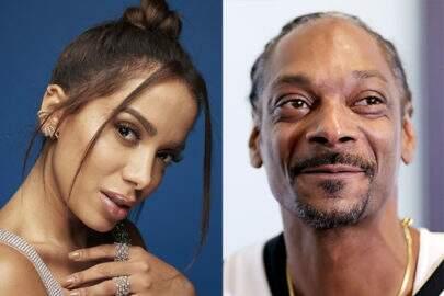 """Novo disco de Anitta se chamará """"Game Over"""", com participação de Snoopy Dogg"""