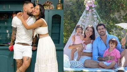 Relembre os casais que continuam juntos após romance no Big Brother Brasil