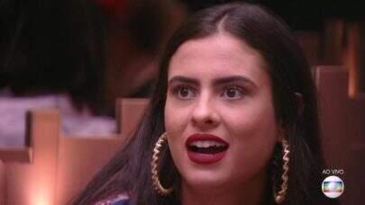 BBB19: Tiago Leifert confunde Hana ao dizer que vegana consumiu ovo e internautas reagem