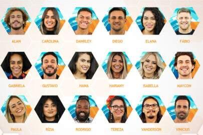 Confira quem são os novos participantes do BBB 19