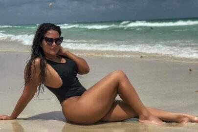 Geisy Arruda anuncia canal no YouTube sobre sexo