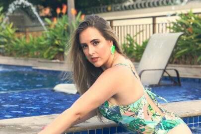 """Patrícia Leitte fala sobre roupa que usará no Carnaval e dispara: """"Queria mais pelada"""""""
