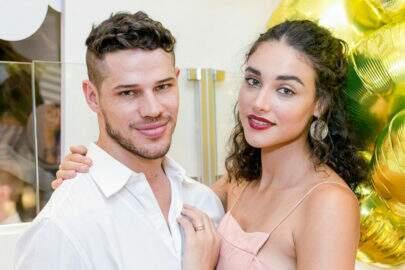 """José Loreto teria traído Débora Nascimento com outras duas atrizes de """"O Sétimo Guardião"""""""