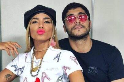 """Ex-marido de Anitta revela que a cantora sofria com críticas: """"Já vi muito a Larissa chorar"""""""