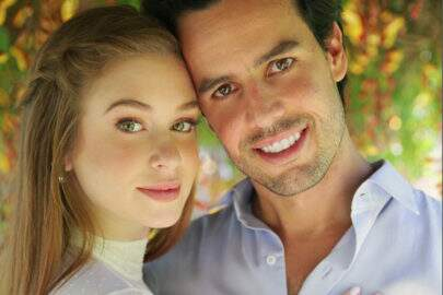 Pela primeira vez, Marina Ruy Barbosa fala sobre diferença de idade com o marido
