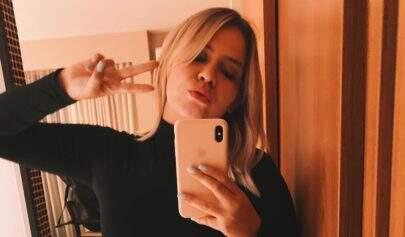 """Marília Mendonça exibe cintura fininha e ganha elogio de Maiara: """"Magra"""""""