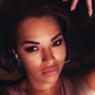 Ex-BBB, Ariadna posa nua em cachoeira e tem foto censurada no Instagram