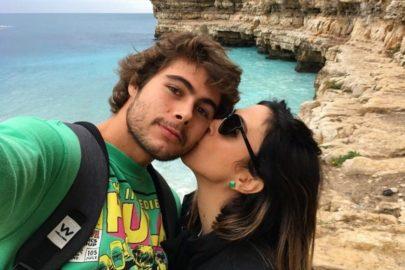Tatá Werneck está grávida do primeiro filho com Rafael Vitti