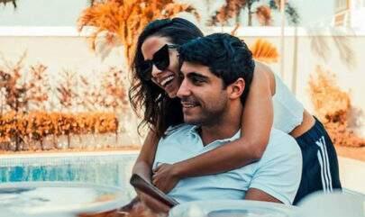 """Leo Dias diz que casamento de Anitta e Thiago Magalhães era """"tóxico, abusivo e baseado em assédio moral"""""""