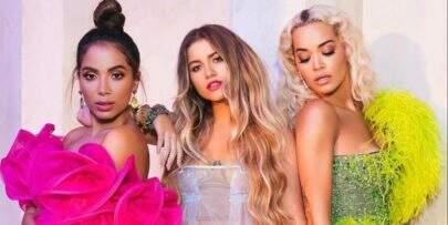 """Sofía Reyes, Anitta e Rita Ora lançam """"R.I.P""""; Assista ao clipe"""