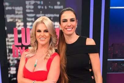 """Val Marchiori chama Luciana Gimenez de 'girafa' após climão: """"Grossa e desnecessária"""""""