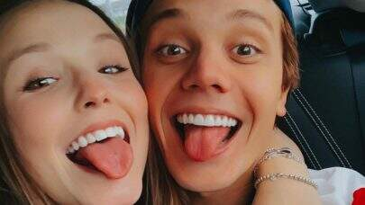 """Larissa Manoela já fala sobre casamento com Leo Cidade: """"Tudo na ordem certa"""""""