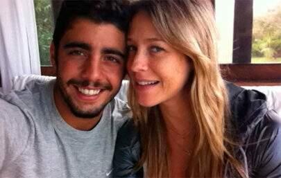 Após separação, Pedro Scooby e Luana Piovani passam o domingo juntos