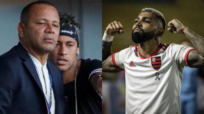 Pai de Neymar e Gabigol brigam feio em festa, diz colunista