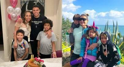 Mulher de Thiago Silva critica Luana Piovani após desabafo sobre viajar com filhos