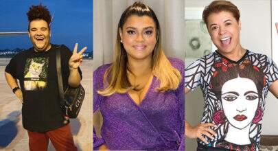 """Preta Gil responde comentário de David Brazil sobre preconceito: """"Não teve graça"""""""