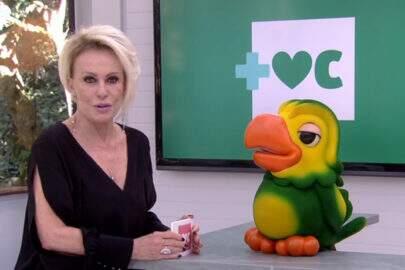 Após rumores sobre fim do 'Mais Você', Ana Maria Braga se pronuncia