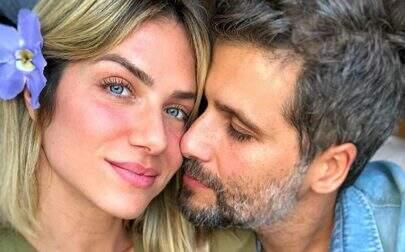 Giovanna Ewbank fala sobre suposta briga com Bruno Gagliasso e explica choro em festa
