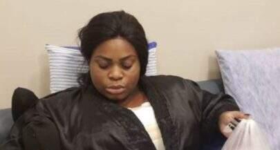 Imagem forte: Após cirurgia, Jojo Todynho exibe sacola com 1,8 kg de gordura que retirou dos seios