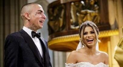 Após boatos de traição, Lexa celebra 11 meses de casamento com MC Guimê