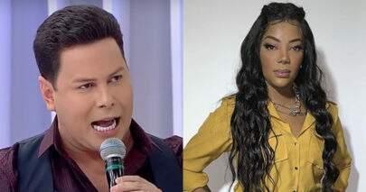"""Marcão do Povo fala sobre polêmica com Ludmilla: """"Ela que deveria pedir desculpas"""""""
