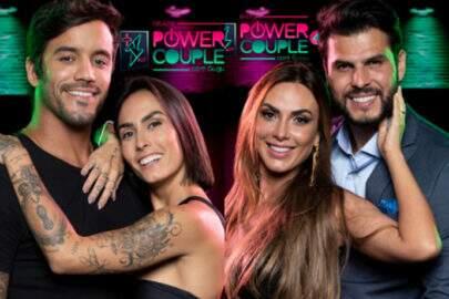 """Record irá cortar transmissão ao vivo de """"Power Couple"""" para participantes terem momentos íntimos"""