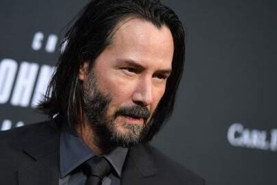 """Keanu Reeves revela que é um homem solitário: """"Não tenho ninguém na minha vida"""""""