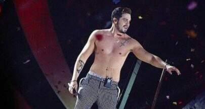 """Luan Santana revela que perdeu 8kg antes de gravação do DVD """"Viva"""""""