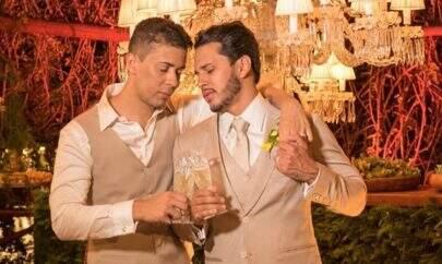 Carlinhos Maia divulga vídeo inédito de casamento com declaração emocionante