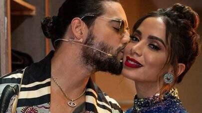 """Anitta entrega que teve affair com Maluma: """"Foi gostoso"""""""