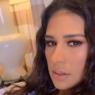 """Simone abusa do decote e enlouquece fãs: """"Um espetáculo"""""""