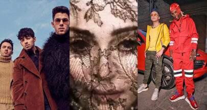 """""""Músicas de sexta"""": Novo álbum dos Jonas Brothers, clipe de Madonna e hit de Safadão e Kekel"""