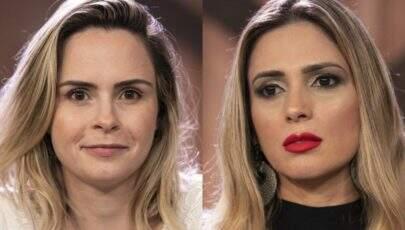 """Ana Paula Renault e Nadja Pessoa protagonizam discussão pesada na web: """"Quer biscoito"""""""