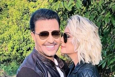 """Antonia Fontenelle se declara para Eduardo Costa e resposta do cantor viraliza: """"Nem ligou"""""""