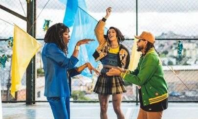 """""""AmarElo"""", clipe de Emicida, Pabllo Vittar e Majur, atinge primeiro lugar no YouTube Brasil"""